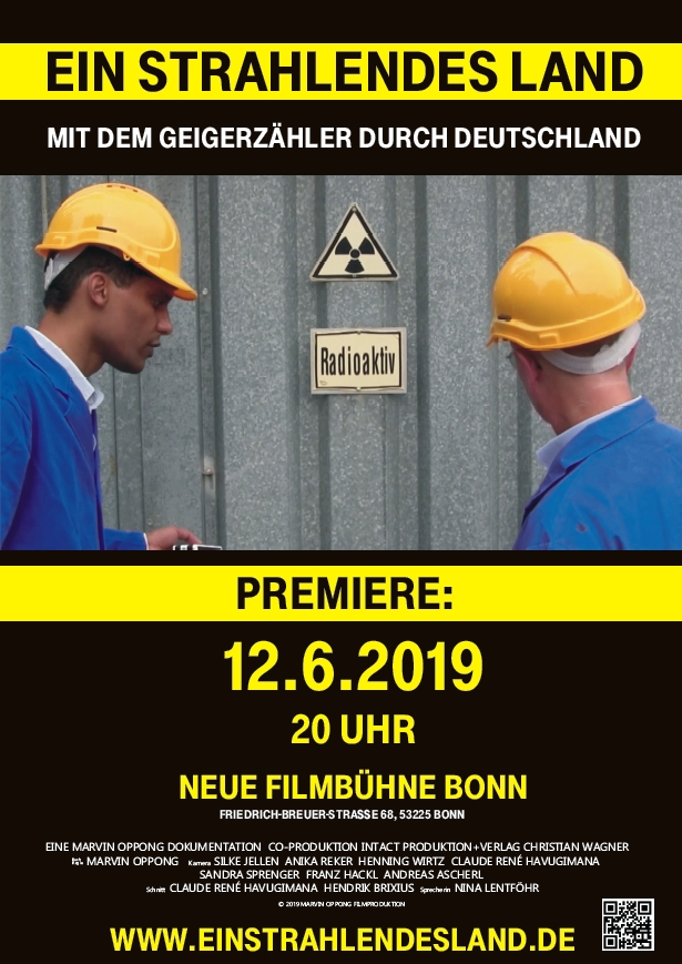 Filmplakat Premiere